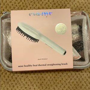 Anthropologie Hair Straightening Brush